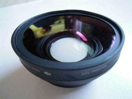 SONY VCL-HQ075B 0.75 WIDE CONVERSION LENS